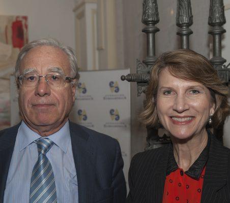 Ángel Bizcarrondo y Asunción Valdés