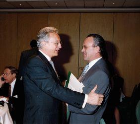 Ángel Durández y Antonio Hernández Mancha