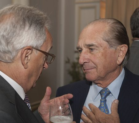 Ángel Durández y Bernard Jeux