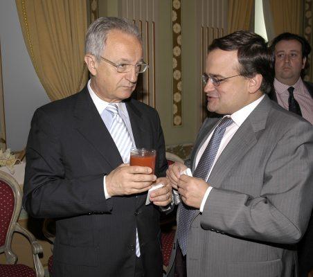 Ángel Durández y Carlos Álvarez