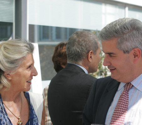 Mª Jesús Prieto y Gonzalo Babé
