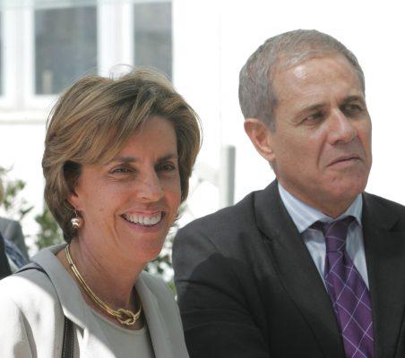Leonor Ortiz y Ramón Reyes