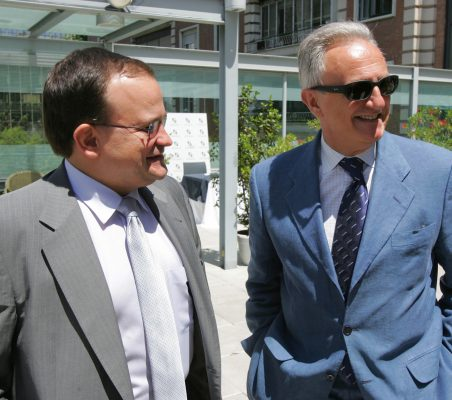 Carlos Álvarez y Ándel Durández