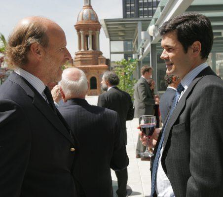 Felipe Fernández Atela y José María Sanz Magallón