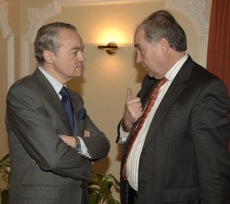 José María Riva y Miguel Vergara