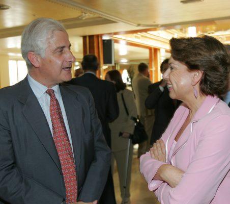 Alfoso Martínez de Irujo y Madgalena Álvarez