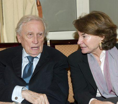 Francisco Pérez González y Luisa Peña