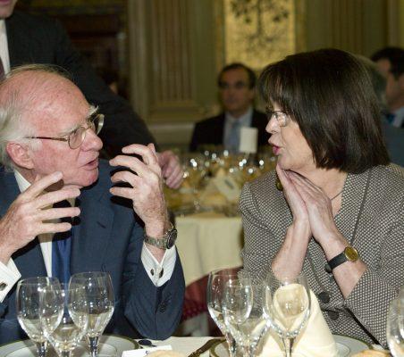 Eduardo Bautista y Carmen Conde