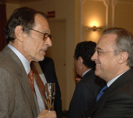 Emilio Cassinello y Florentino Pérez