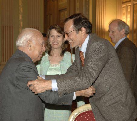 Jesús de Polanco, Asunción Valdés y Emilio Cassinello