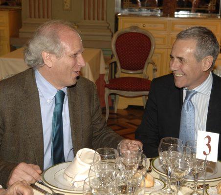Carlos Malamud y Ramón Reyes