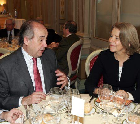 Miguel Vergara y Pilar Tena