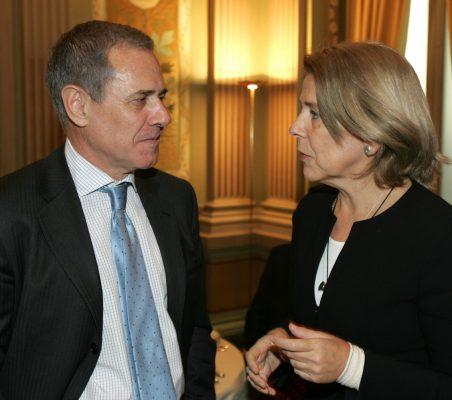 Ramón Reyes y Pilar Tena