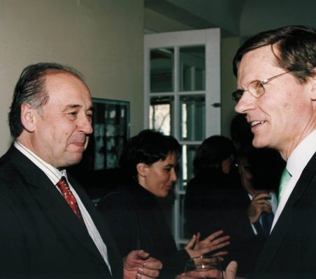 Miguelo Vergara e Ingemar Naeve
