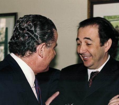 Manuel Gasset y Carlos Lopez Blanco