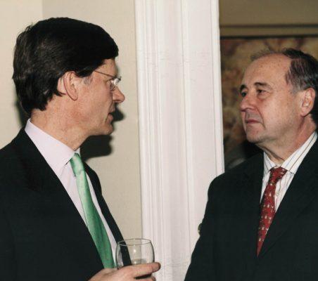 Ingemar Naeve y Miguel Vergara