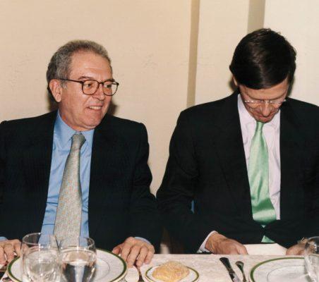 Eduardo Serra y Ingemar Naeve