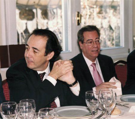 Carlos López Blanco  y Jacinto García Palacios