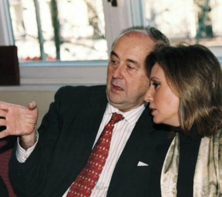Miguel Vergara y Noemí Sanín