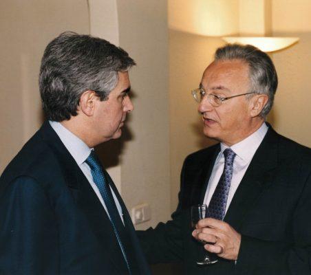 Miguel Gil y Ángel Durández