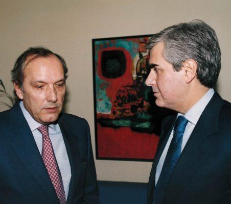 José Casas y Miguel Gil