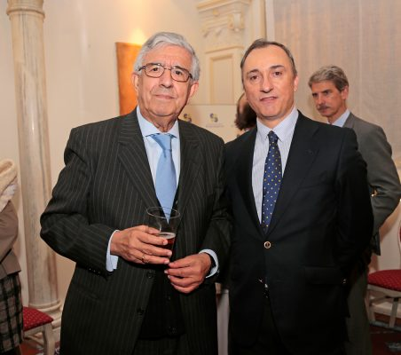 Fernando Labrada y Óscar Dávila