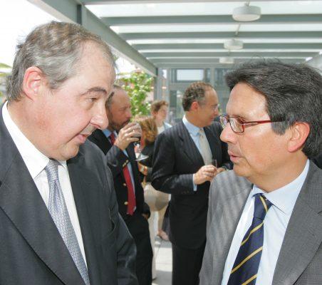 Antonio Ortega y Miguel Gordillo