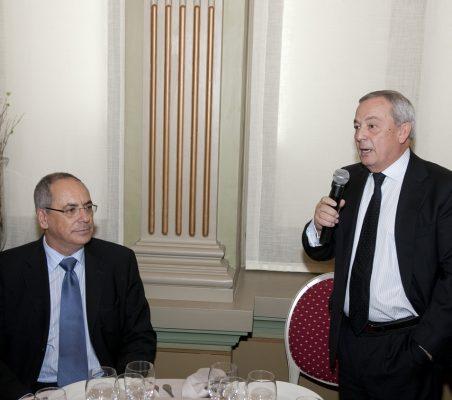 Domingo Ureña y Carlos Solchaga