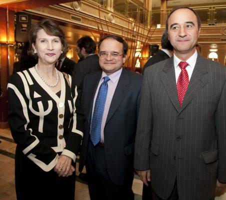 Asunción Valdés, Carlos Álvarez y Jacinto López Sánchez