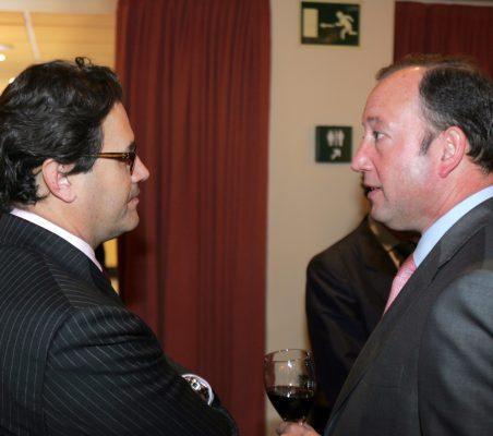 José Antonio Llorente y Félix Losada