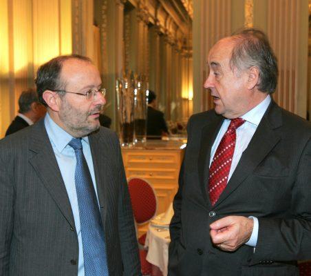 Fernando García Casas y Miguel Vergara