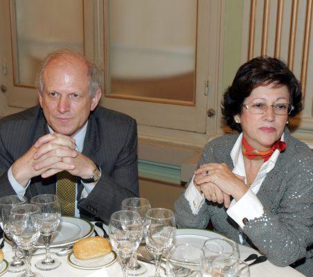 Carlos Malamud y Pilar Zugaza