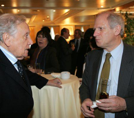 Francisco Pérez González y Carlos Malamud
