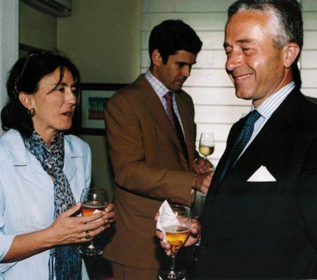 María del Pino , José María Sanz Magallón