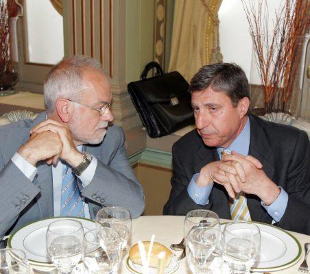 Javier Nadal e Ignacio García Delgado
