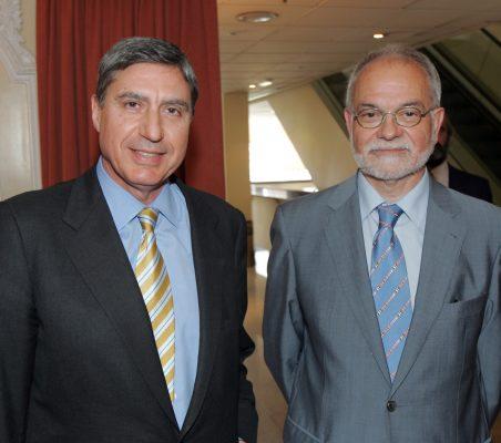 Ignacio García Delgado y Javier Nadal