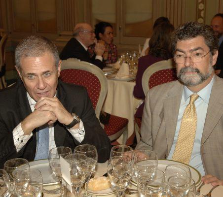 Almuerzo Ignacio Ramonet (1)