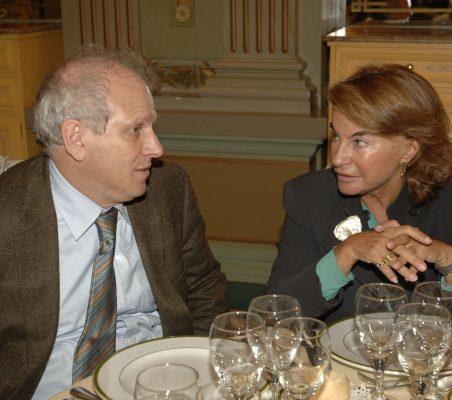 Carlos Malamud, Luisa Peña
