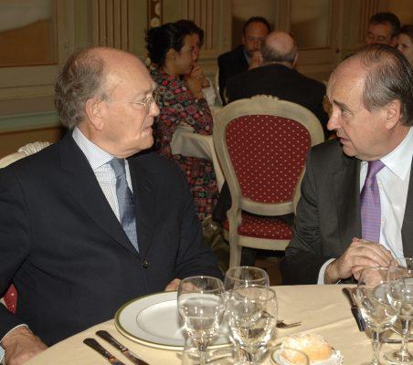 Javier Ramiro y Miguel Vergara