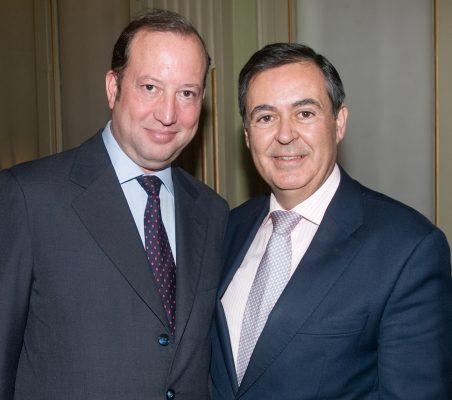 Félix Losada y Juan Iranzo