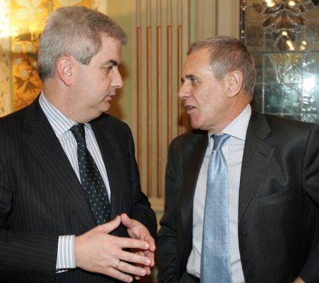 Gonzalo Babé y Ramón Reyes
