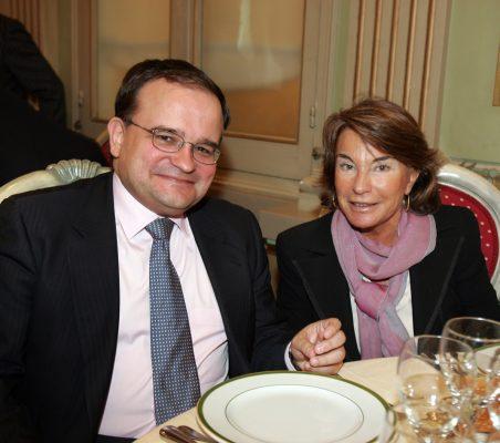 Carlos Álvarez y Luisa Peña