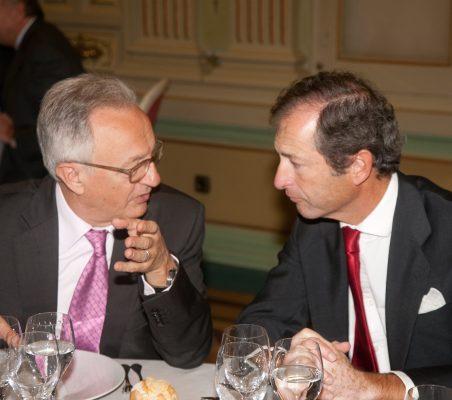 Ángel Durández y Borja Baselga