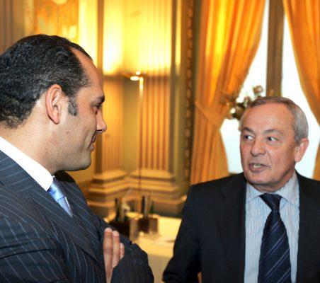 Juan Verde y Carlos Solchaga