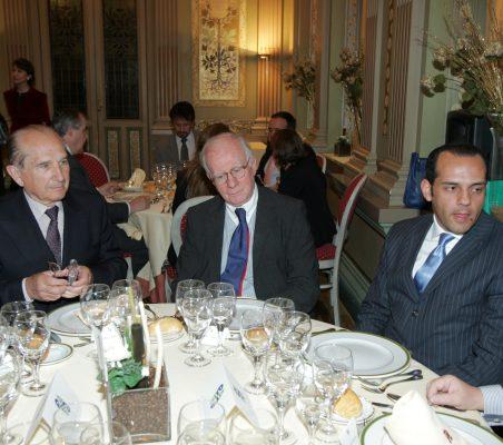 Bernard Jeux, Eduardo Bautista y Juan Verde