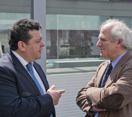 Raúl Félix Díaz y Carlos Malamud