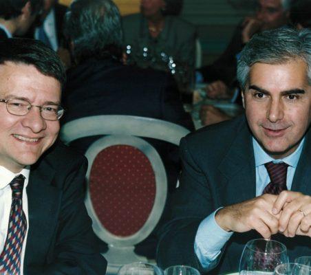 Jordi Sevilla y Miguel Gil