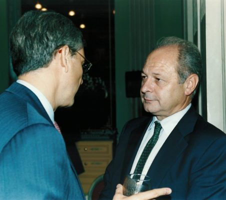 Fernando Ruiz y Carlos González