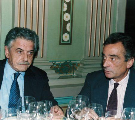 Eugenio Naz y Carlos Fernández Lerga