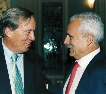 Carsten Moser y José Eladio Seco